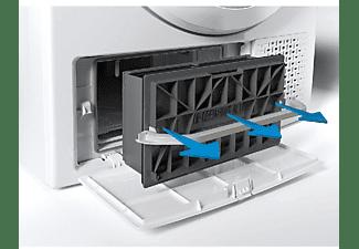Secadora - Indesit YT CM08 8B EU, Condensación, Libre instalación, 8 Kg, 15 programas, Blanco