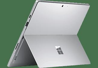 MICROSOFT Surface Pro 7, Convertible mit 12,3 Zoll Display, Core™ i5 Prozessor, 8 GB RAM, 256 GB SSD, Intel® Iris™ Plus Grafik, Platinum