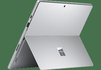 MICROSOFT Surface Pro 7, Convertible mit 12,3 Zoll Display, Core™ i7 Prozessor, 16 GB RAM, 256 GB SSD, Intel® Iris™ Plus Grafik, Platinum