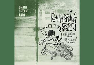 Grant -trio- Green - Remembering Grant Green + 4 Bo  - (CD)