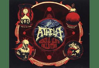 Atheist - Original Album Collection (4CD Box)  - (CD)