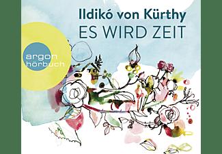 Ildiko Von Kürthy, Nina Petri - Es Wird Zeit  - (MP3-CD)