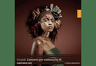 L'onda Armonica - CONCERTI PER VIOLONCELLO III  - (CD)