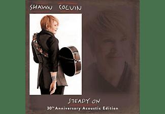 Shawn Colvin - Steady On-Annivers-  - (Vinyl)