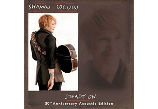 Shawn Colvin - Steady On-Annivers-  - (CD)