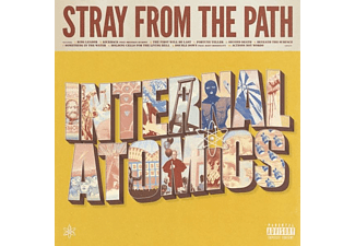 Stray From The Path - Internal Atomics - (CD)