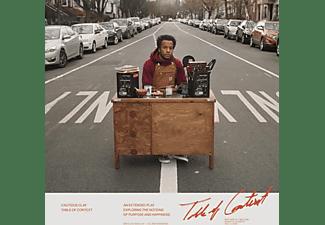 Cautious Clay - Table Of Context  - (Vinyl)
