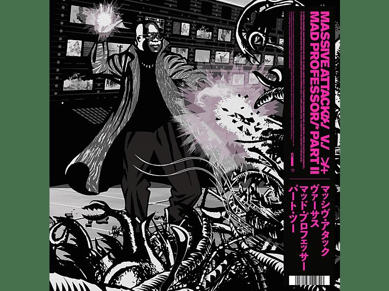 Massive Attack - Mezzanine Remix Tapes '98 (The Mad Professor Part II) Vinyl