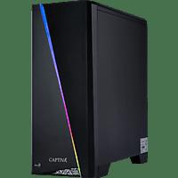 CAPTIVA R51-361, Gaming PC mit Ryzen 5 Prozessor, 16 GB RAM, 240 GB SSD, 1 TB HDD, Palit RTX2070 SUPER 8GB, 8 GB