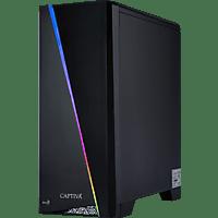 CAPTIVA R51-365, Gaming PC mit Ryzen 5 Prozessor, 16 GB RAM, 240 GB SSD, 1 TB HDD, AMD Radeon RX 5700 8GB , 8 GB