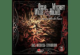 Oscar Wilde & Mycroft Holmes (23) - Das Medusa-Syndrom  - (CD)