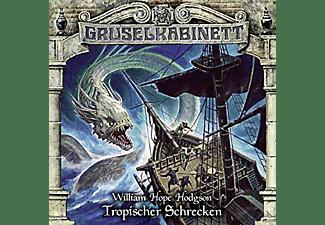 Gruselkabinett - 154/Tropischer Schrecken  - (CD)