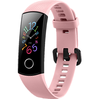 HONOR Band 5, Fitnesstracker, 222 mm, Coral Pink