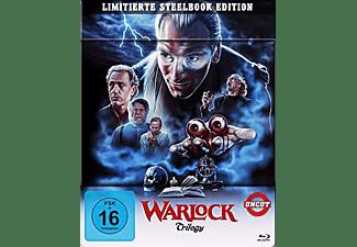 Warlock Trilogy (3 Blu-rays) (Steelbook) Blu-ray