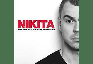 Nikita Miller - Auf dem Weg,ein Mann zu werden  - (CD)