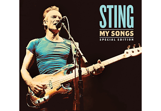 Sting - My Songs Special Edition (MSG exklusiv) - (CD)