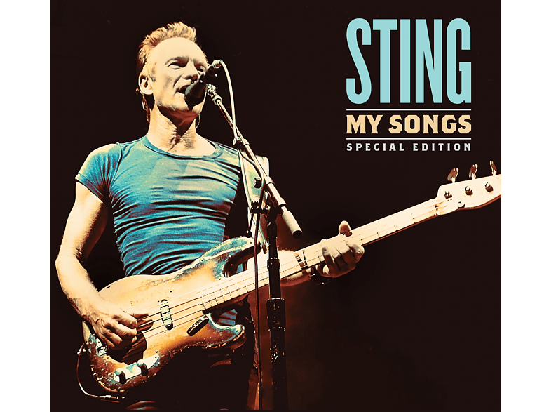 Sting - My Songs Special Edition (MSG exklusiv) [CD]