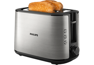 PHILIPS HD2650/91 - Toaster (Edelstahl)