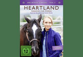 Heartland - Paradies für Pferde - Staffel 8.2 - Episode 10-18 DVD