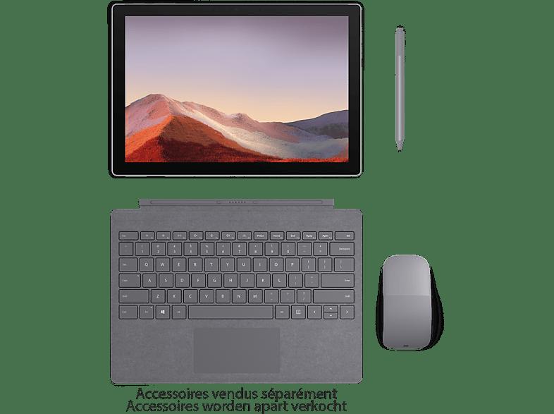 MICROSOFT Surface Pro 7 Intel Core i5-1035G4 256 GB 8 GB RAM Platinum (PUV-00003)
