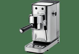 Espressomachine WMF 0412360011 Cromargan 1400 W In hoogte verstelbare koffietuit, Met melkopschuimer
