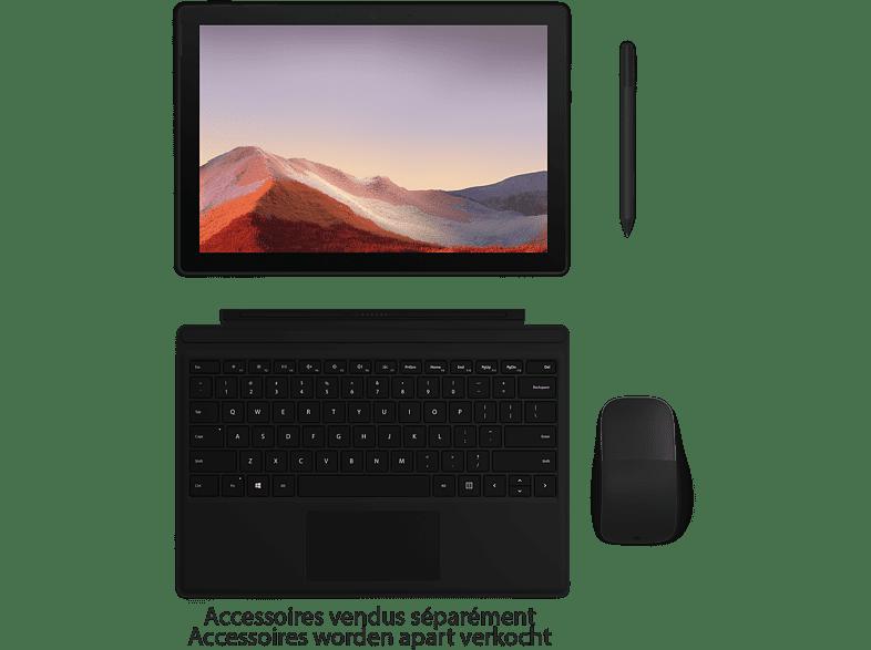 MICROSOFT Surface Pro 7 Intel Core i5-1035G4 256 GB 8 GB RAM Black (PUV-00018)
