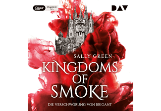 Sally Green - Kingdoms of Smoke-Teil 1: Die Verschwörung von B  - (MP3-CD)