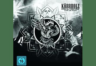 Kärbholz - Herz & Verstand – Live in Köln (2CD+DVD Digipak)  - (CD + DVD Video)
