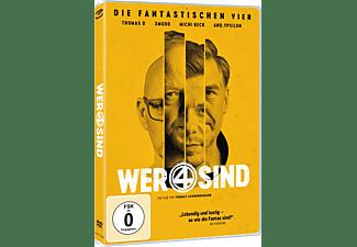 Wer 4 sind - Die fantastischen Vier DVD