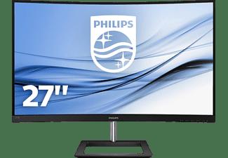 PHILIPS 271E1CA/00 27 Zoll Full-HD Monitor (4 ms Reaktionszeit, 75 Hz)