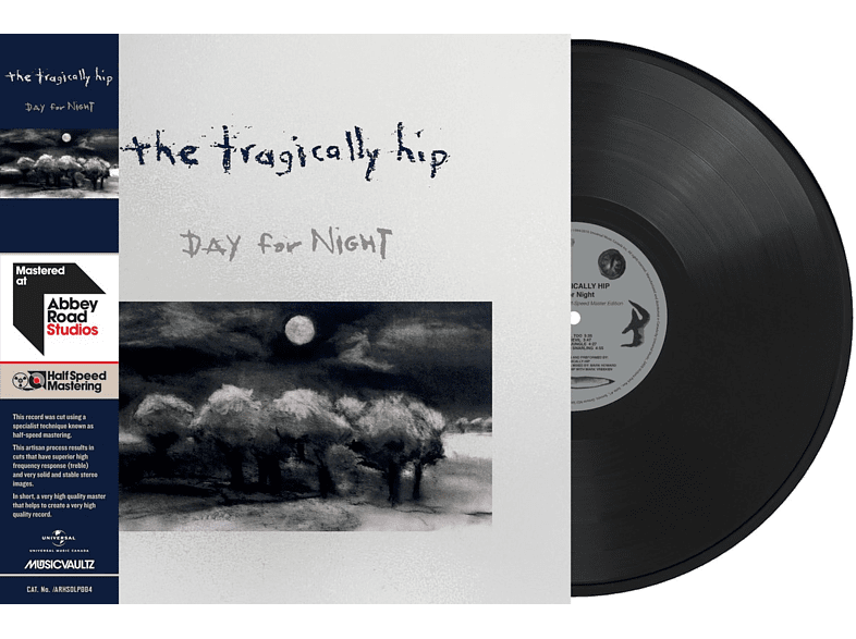 Tragically Hip - Day For Night (Half Speed) Vinyl