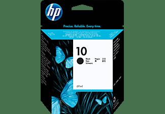 HP 10 Tintenpatrone Schwarz (C4844A)