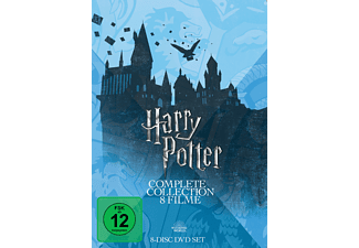 Harry Potter - Complete Collection [DVD]