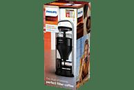 PHILIPS HD5408/29 Kaffeemaschine Silber/Schwarz