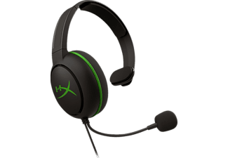 HYPERX CloudX Chat™, Over-ear Headset Schwarz