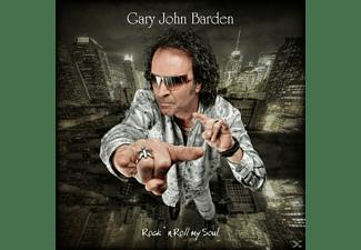 Gary Barden - Rock 'n' Roll My Soul  - (CD)