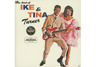 Ike Turner, Tina Turner - The Soul Of Ike & Tina Turner  - (CD)