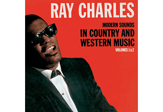 Ray Charles - Modern Sounds In Country & Western Music Vol. 1 & 2  - (CD)