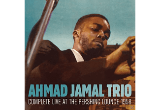 Ahmad Trio Jamal - Complete Live At The Pershing  - (CD)