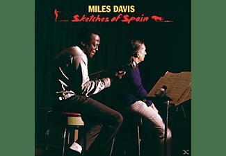 Miles Davis - Sketches Of Spain+1 Bonus Track (Ltd.180g Vinyl  - (Vinyl)