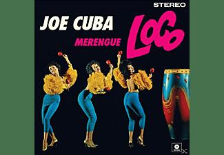 Joe Cuba - Merengue Loco (Ltd.180g Vinyl)  - (Vinyl)