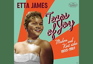 James Etta - Tears Of Joy/Modern & Kent Sides,1955-1961  - (CD)