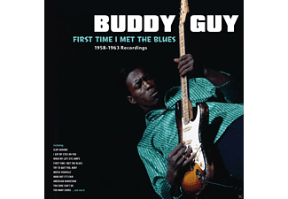 Buddy Guy - First Time I Met The Blues 1958-1963 Recordings  - (Vinyl)