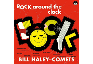 Bill Haley & His Comets - Rock Around The Clock+2 Bonus Tracks (180g  - (Vinyl)