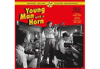 Ray Anthony - Young Man With A Horn (Ost)+7 Bonus Tracks  - (CD)