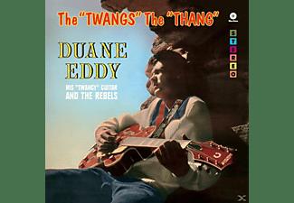 Duane Eddy - The Twangs The Thang+2 Bonus Tracks (Ltd.180g V  - (Vinyl)