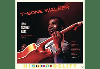 T-Bone Walker - Long Distance Blues (Ltd.180g Vinyl)  - (Vinyl)