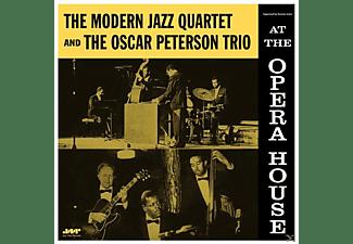 The Modern Jazz Quartet - At The Opera House (Ltd.Edt 180g Vinyl)  - (Vinyl)