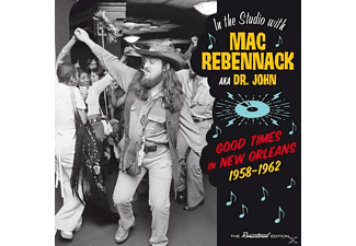 Dr. John - Good Times In New Orleans 1958-1962  - (CD)