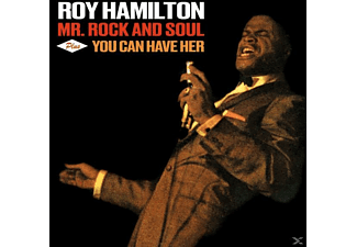 Roy Hamilton - Mr.Rock And Soul+You Can Have Her+6 Bonus  - (CD)